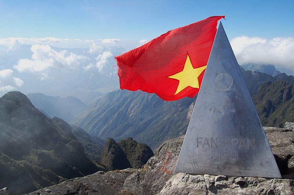 top 10 núi ở Việt Nam 2