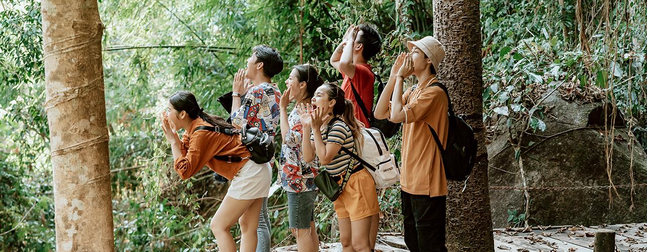 Những điểm tham quan - Madagui Forest City