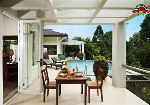 Pool Villa Suite - Henri (1)
