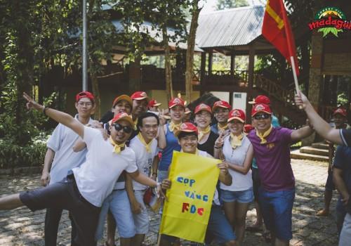 Teambuiding - Du lịch Team Building
