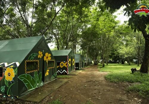 Madagui Forest City - Tent